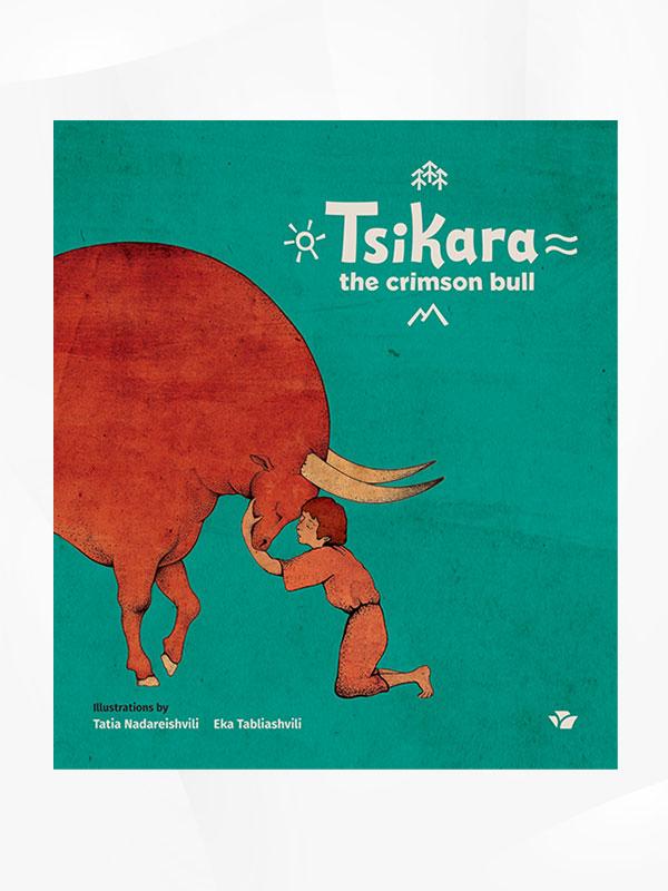Tsikara the crimson bull